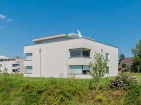 """CREA-POINT GT50 - Housing estate """"Am Bach"""" Hendschiken"""