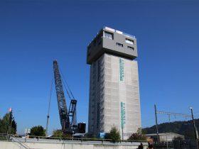 CREALINE GG-1005 - Maison sur silo Wikon