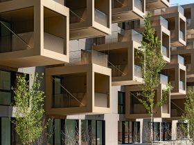CREALINE GG-1003 - Housing estate My Cocoon - Opfikon Glattparkstrasse
