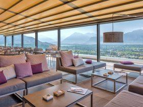 CREALINE GG-1003 - Panorama Restaurant Hartlisberg