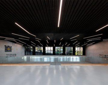 CREALINE GG-1004 - Sporthalle Corcelles-Cormandrèche