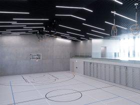 CREALINE GG-1004 - Salle de Gymnastique Corcelles-Cormandrèche