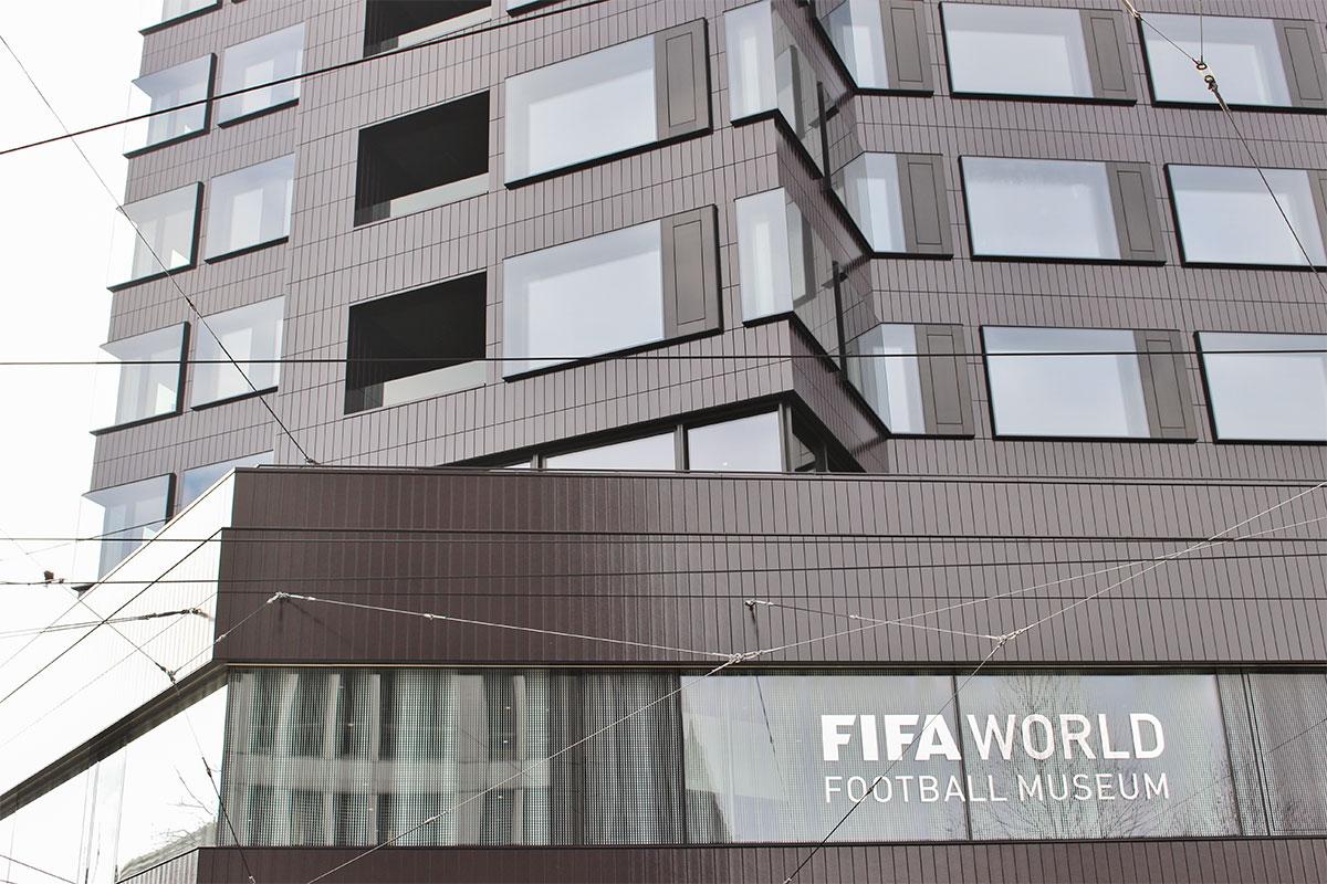 CREALINE GG-1003 - FIFA Welt Fussball Museum Zürich