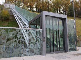 CREA-DOOR - Inclined lift BearPark Bern