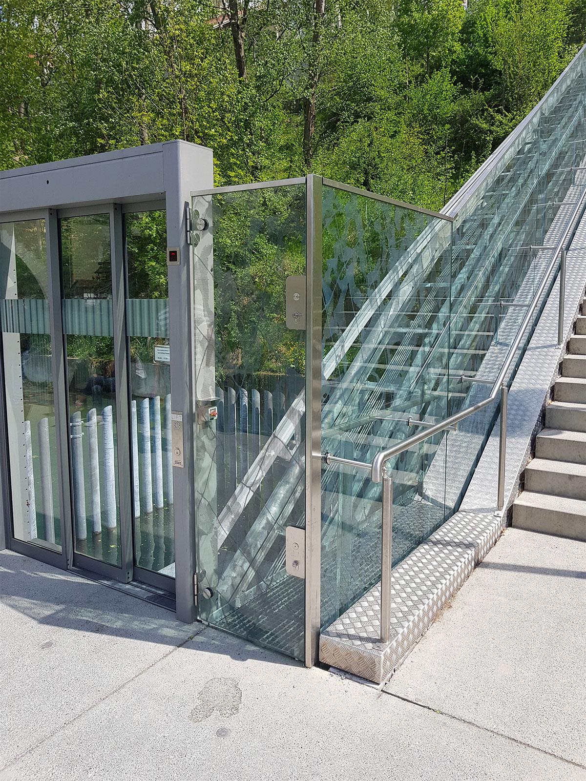CREA-DOOR - Funiculaire Parc aux Ours Bern