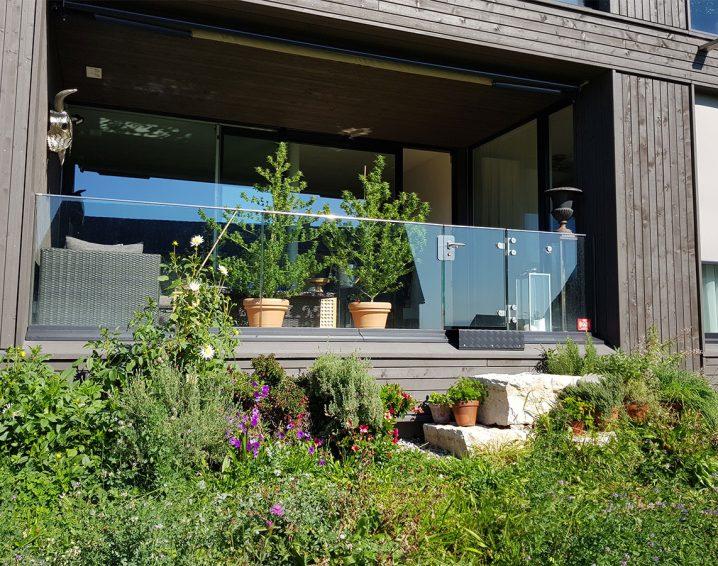CREA-DOOR - WaidLiving residential complex Tièchestrasse Zürich