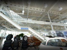 CREA-POINT GT40 - BMW Niederwangen – Autohaus Marti AG