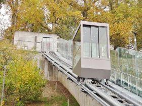 CREA-POINT GT50 - Funiculaire Parc aux Ours Bern