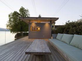 CREALINE GG-1003 - Boathouse Seestrasse, Meilen Zürich