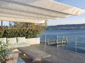 CREALINE GG-1003 - Hangar à bateaux Seestrasse, Meilen Zürich