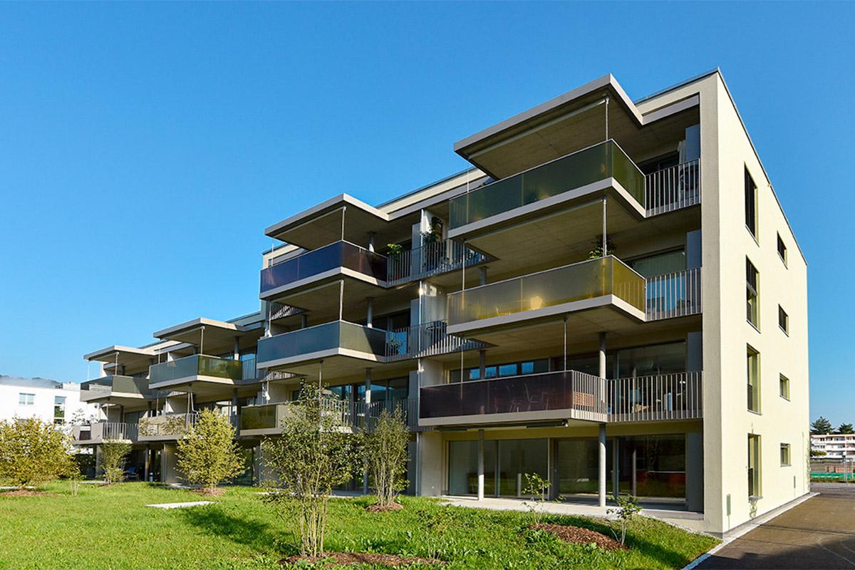 CREALINE GG-1003 - Wohnüberbauung Erlenau Münsingen