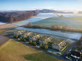 CREALINE GG-1003 - Housing estate Hellacher Kirchberg