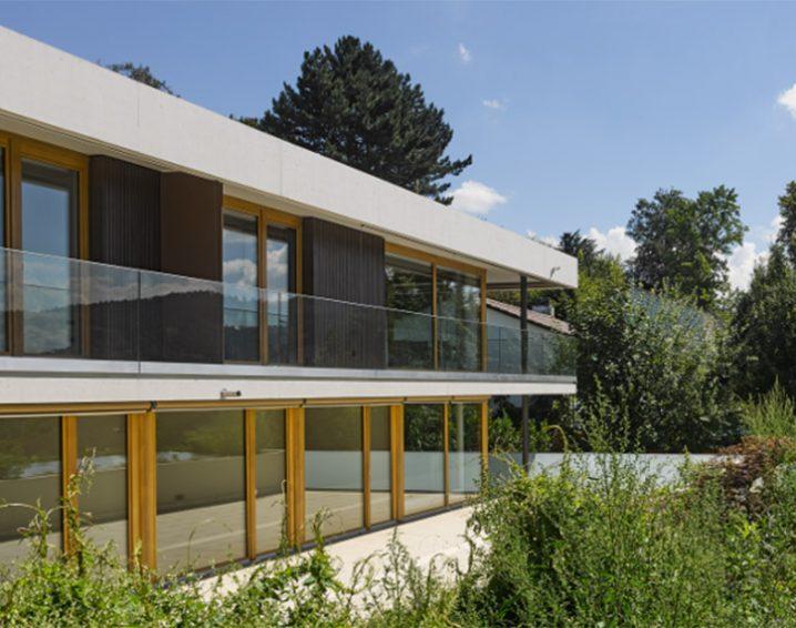 CREALINE GG-1003 - Neubau Wohnhaus Sunnerain Ittigen