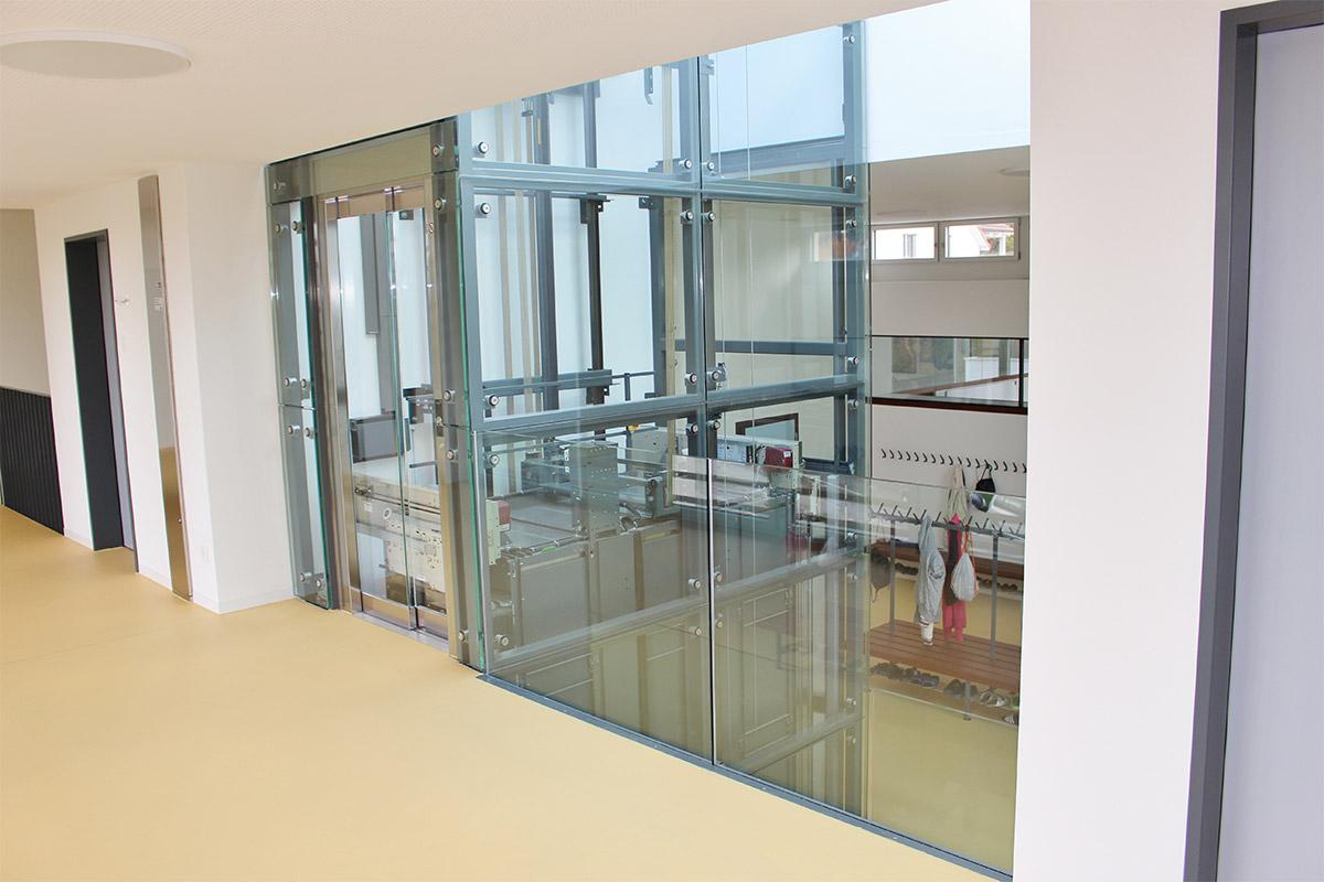 CREALINE GG-1003 - Primarschule Niederglatt