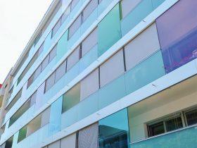 CREALINE GG-1004 - RGE Immeuble aux Charmilles – Rue d`Aubin Genève