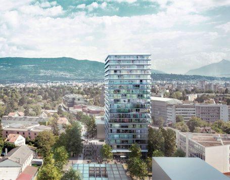 OPALE - Chêne-Bourg, Geneva
