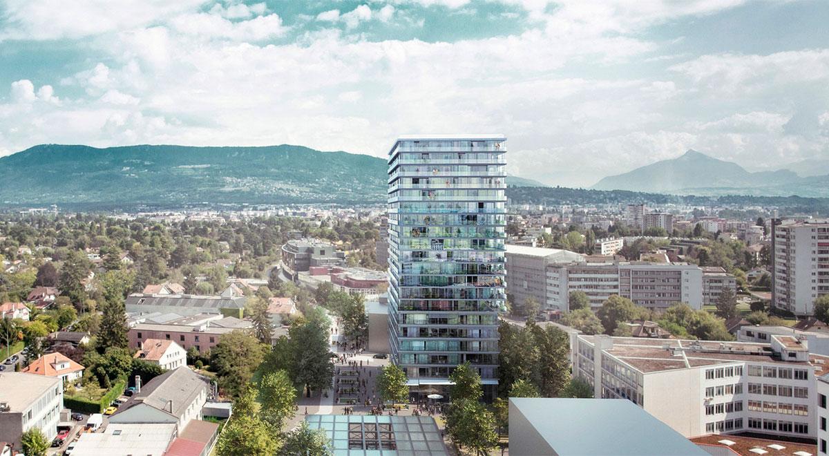 OPALE - Chêne-Bourg, Genf