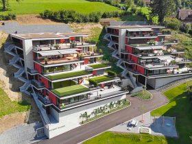 CREALINE GG-1003 - Housing estate Bachmätttelirain Sachseln