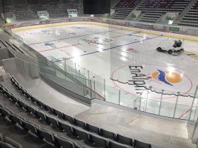 CREALINE GG-1005 - Lonza Arena Visp