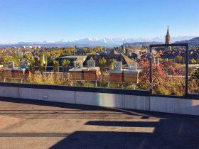 CREA GG-1002 - Terrace Windshield Kursaal Bern