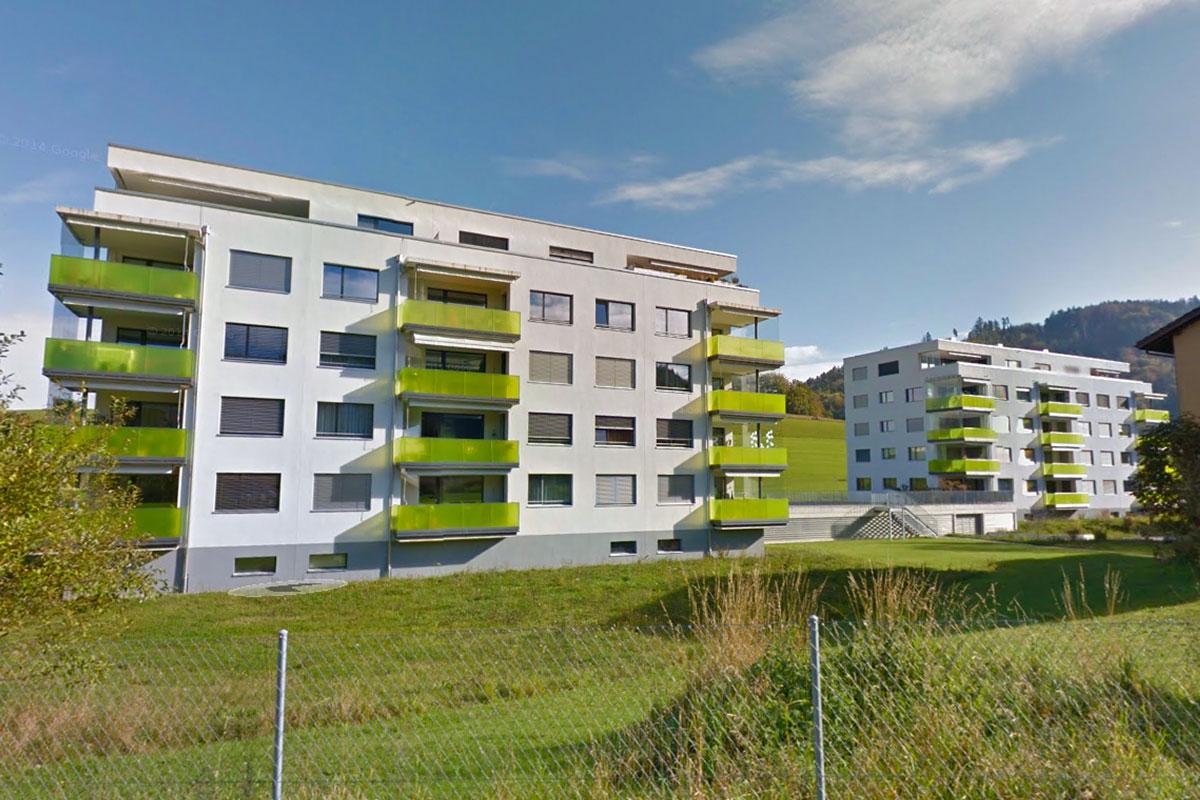 CREA-GLASS Films de couleur - Développement du logement Plattenweg 2 Schlieren