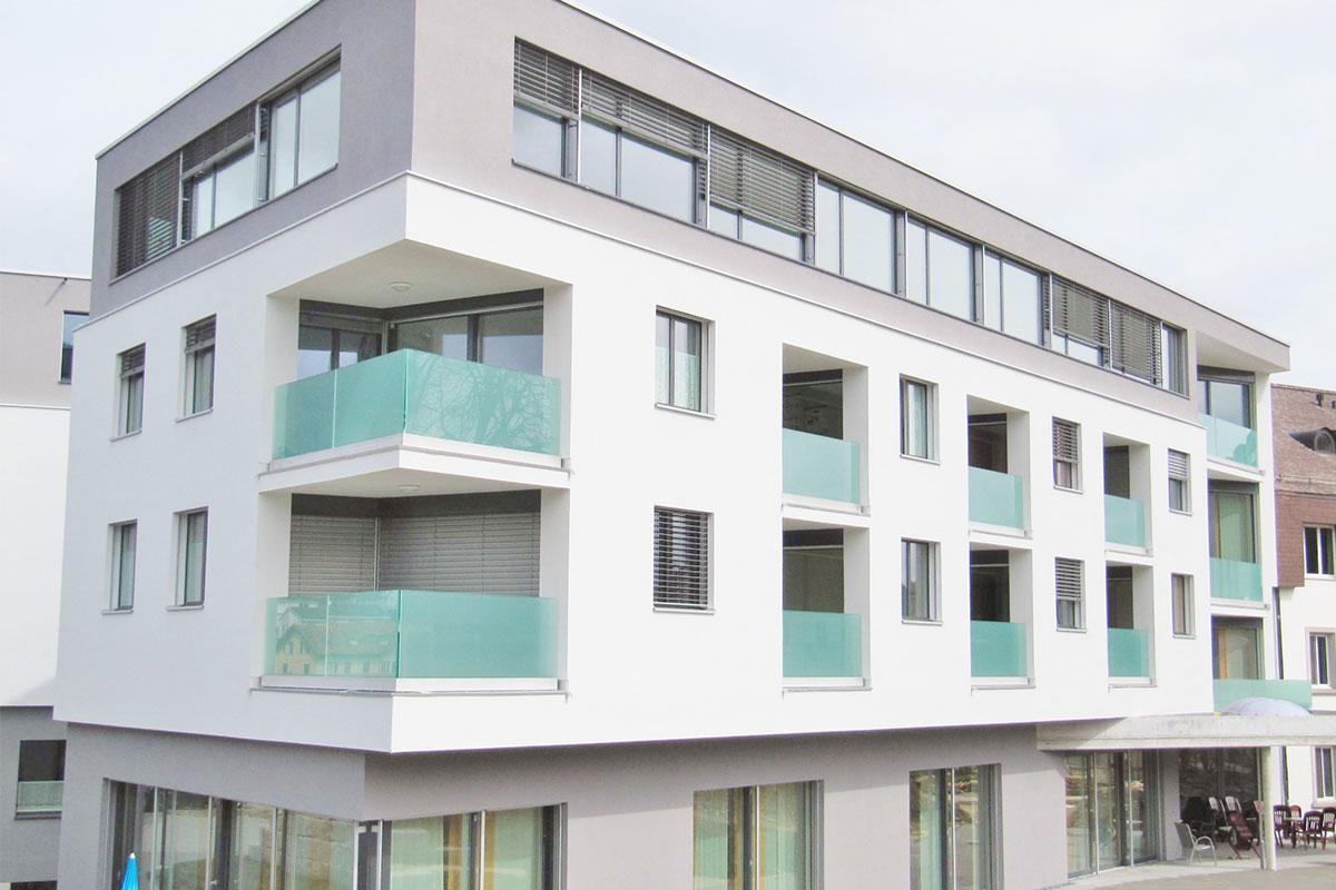 CREA-GLASS Film opaques - Home et colonie d'habitation Les Lovières